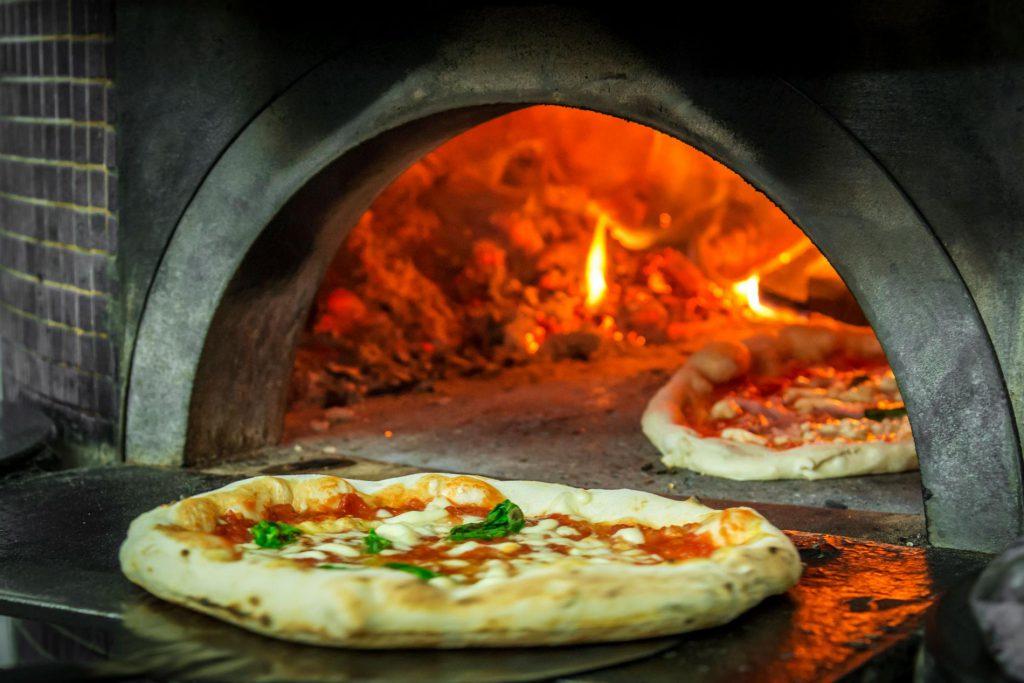 Эволюция пиццы
