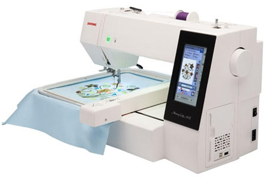 Как выбрать вышивальную машину?