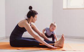 Болит спина и висит живот после родов