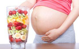 Витамины и микроэлементы при беременности