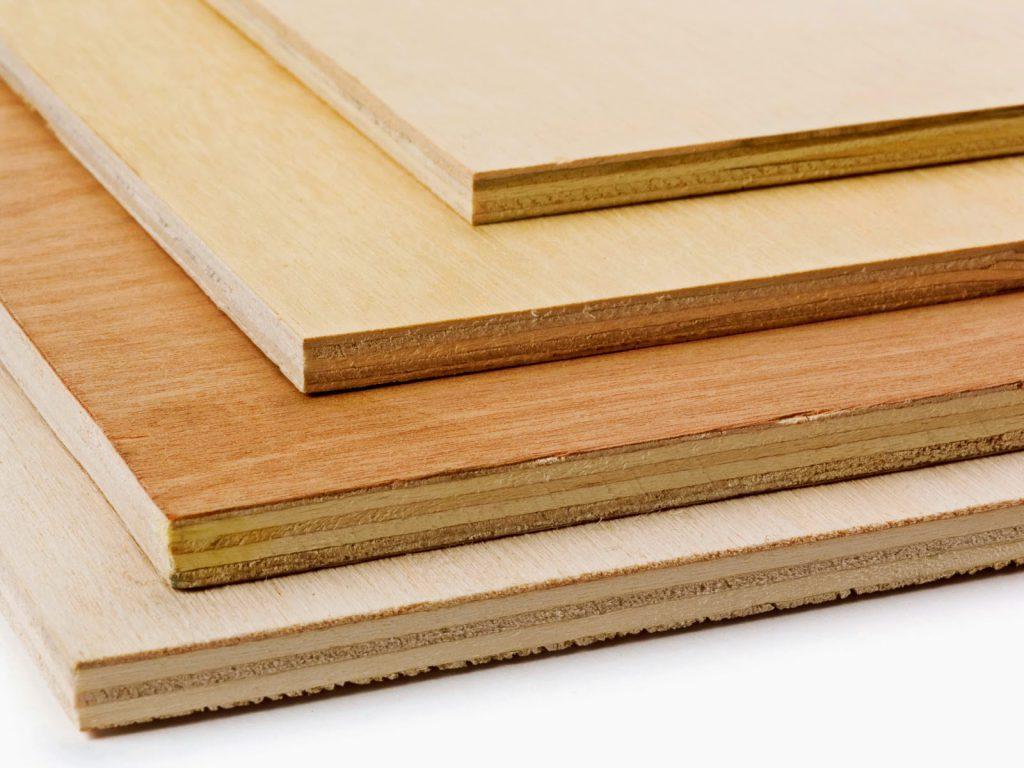 Деревянные отделочные материалы