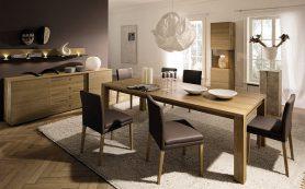 Как выбрать мебель в домашнюю столовую
