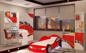 Выбор стильной и функциональной мебели в детскую комнату