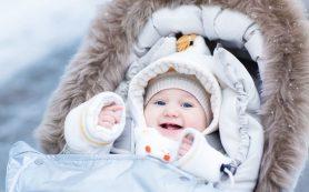 Как защитить ребенка от мороза