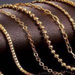 Как выбрать золотую цепочку