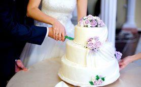 Заказываем оригинальный свадебный торт