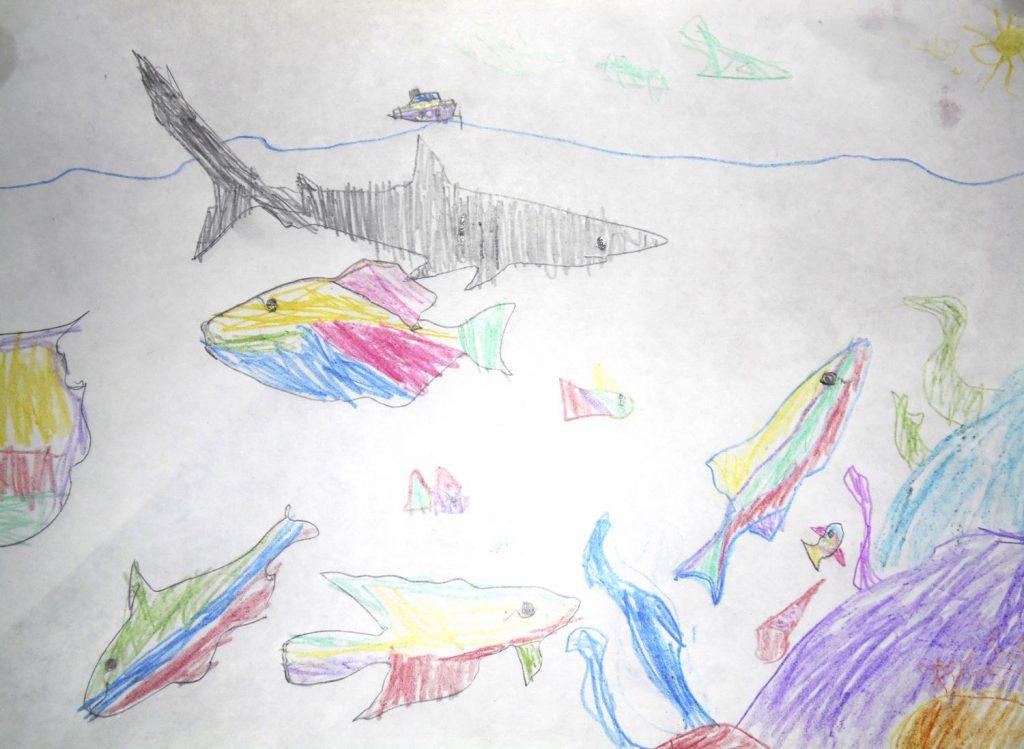 О пользе рисования для детей
