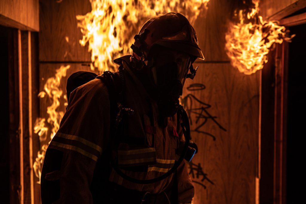 Паранормальные явления на месте крупных пожаров