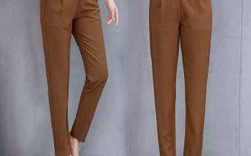 Некоторые тенденции классических женских брюк