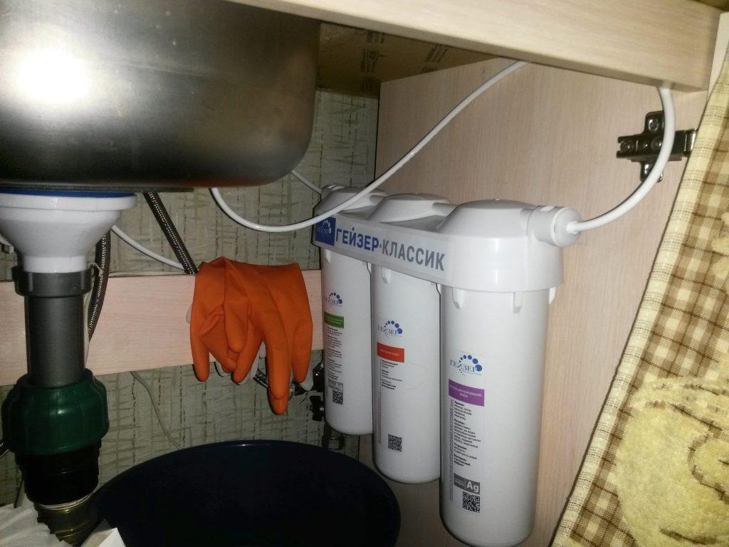 Фильтры для кухни
