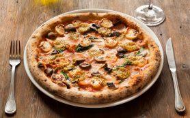 Неповторимая пицца от ресторана IL MOLINO