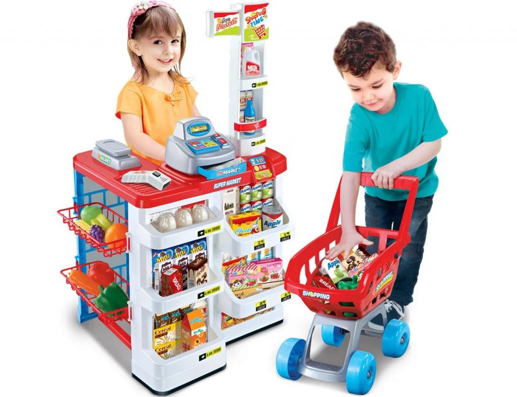 Где купить товары для детей?
