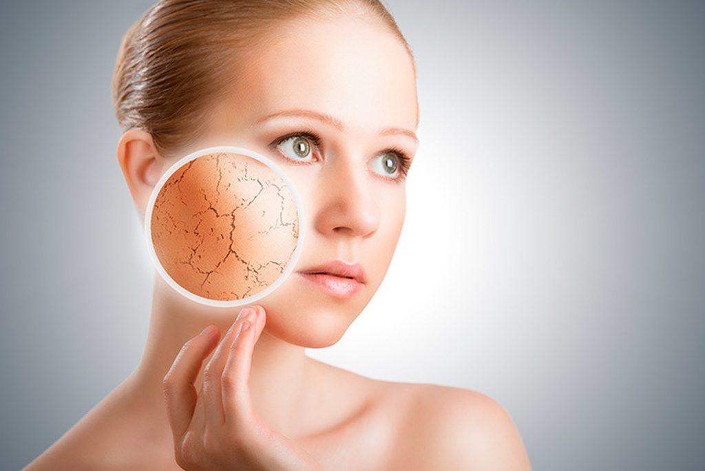 Почему жирная кожа может быть сухой