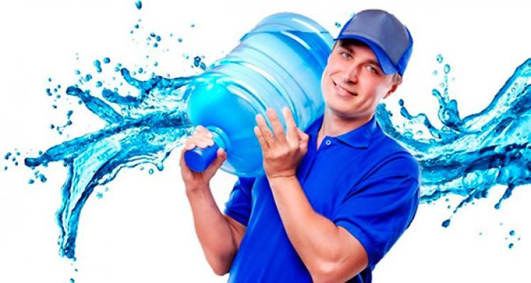 Приятная цена за оперативную доставку воды на дом по Харькову от компании voda.kh.ua