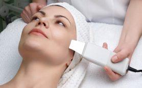 Ультразвуковая чистка лица — преимущества метода