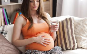 Потоотделение во время беременности: причины и лечение