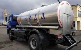 Доставка воды для технических нужд
