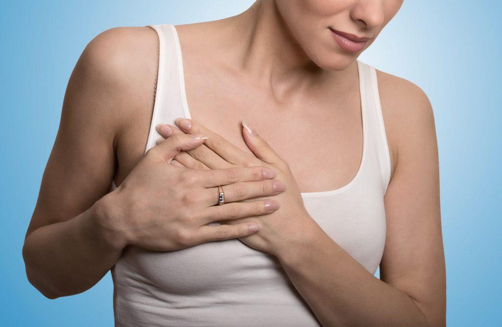 Возникновение кисты молочной железы