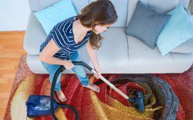 Как ухаживать за ковром из шерсти?