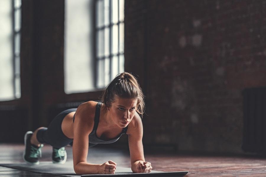 Несколько упражнений для поддержания своего тела в форме