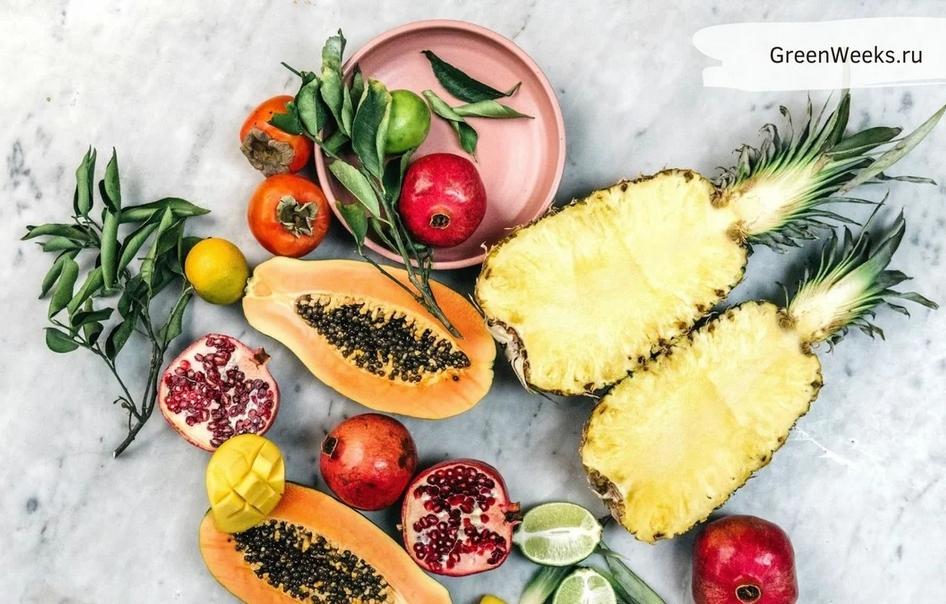 Дневник здорового питания с Greenweeks
