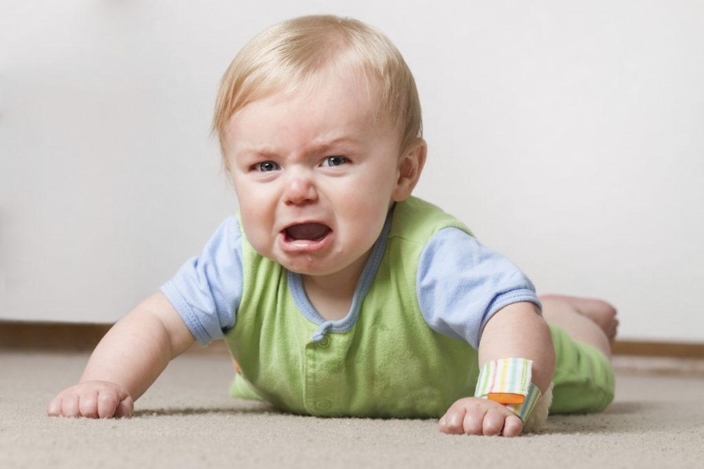 Лечение мокнущей раны у ребенка