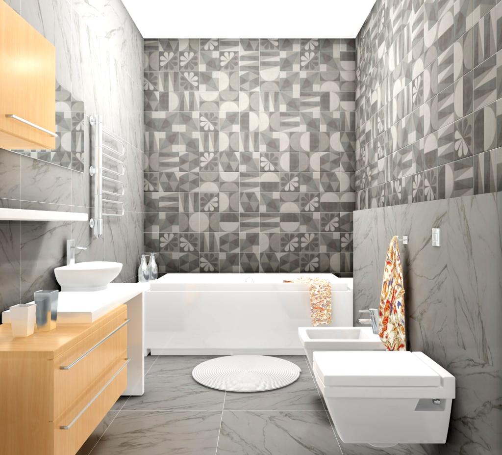 Фактура и дизайн керамической плитки