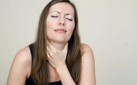 Профилактика тонзиллита: чем полоскать горло?