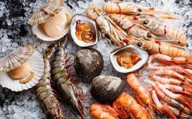 Покупайте морепродукты онлайн по доступной цене