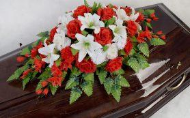 Покупка венков из искусственных цветов