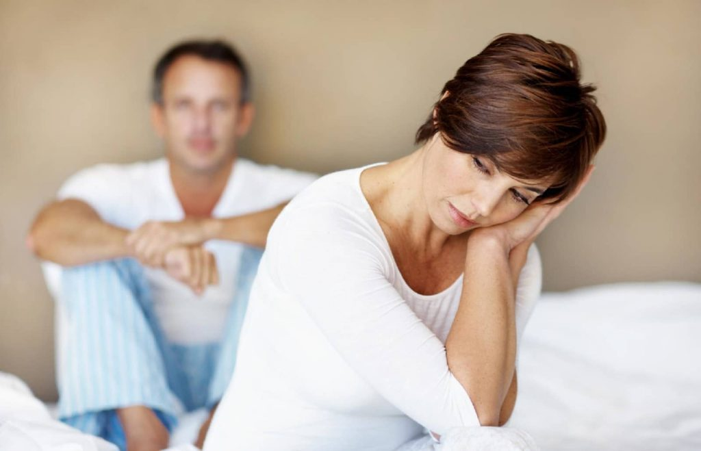 Как менопауза влияет на нашу привлекательность и сексуальность