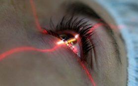 Новейшая лазерная коррекция зрения