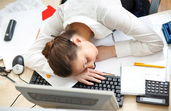 Синдром хронической усталости: симптомы