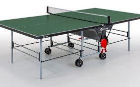 Как выбрать теннисный стол?