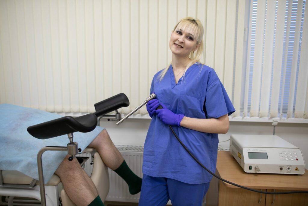 Услуги проктолога в Львове