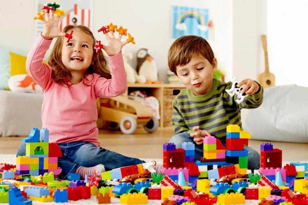 Правила подбора игрушек для разного возраста