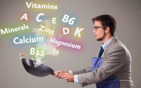 Какие витамины нужно принимать мужчинам