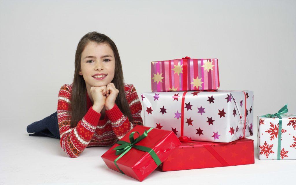 Новогодние подарки для подростков