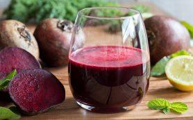 Свекольный сок – ключ к здоровой старости
