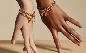 Золотой браслет — универсальное украшение для всех