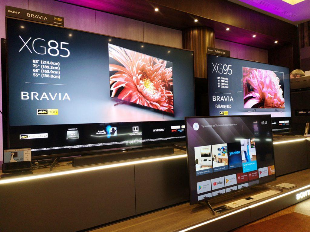Фирменные телевизоры Sony в Москве
