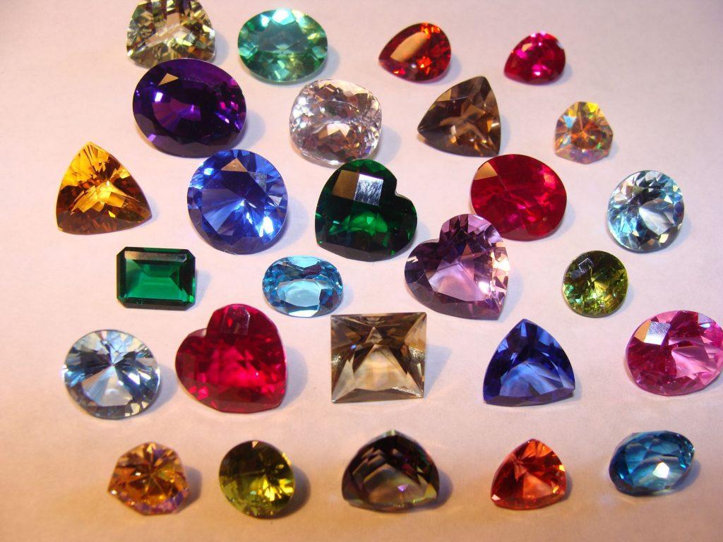 Формирование стоимости ювелирных камней