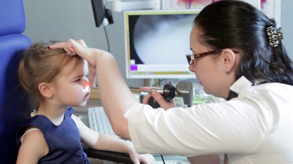 Обследование узи лор органов ребенка важная диагностическая процедура