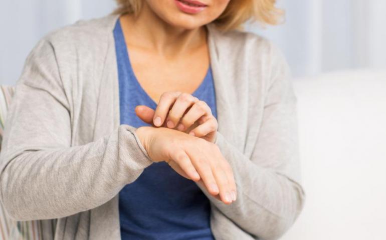 Сыпь на коже: возможные причины