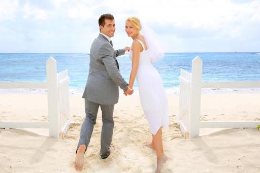 Советы по организации пляжной свадьбы