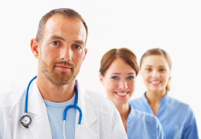 Сервис для поиска врачей