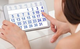 Отсутствие менструации (нет месячных)