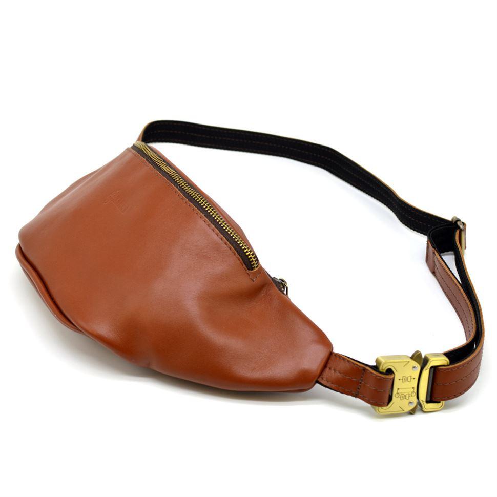 Особенности женских поясных сумок