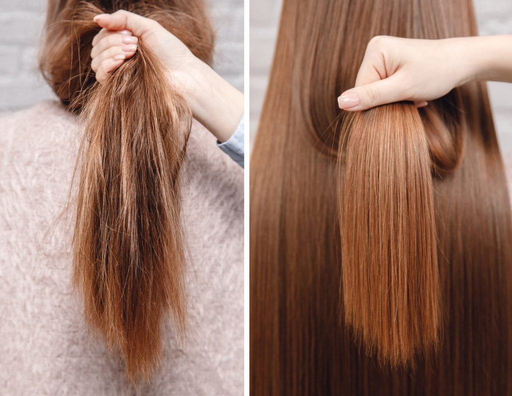 Какие средства для восстановления волос выбрать: обзор брендов