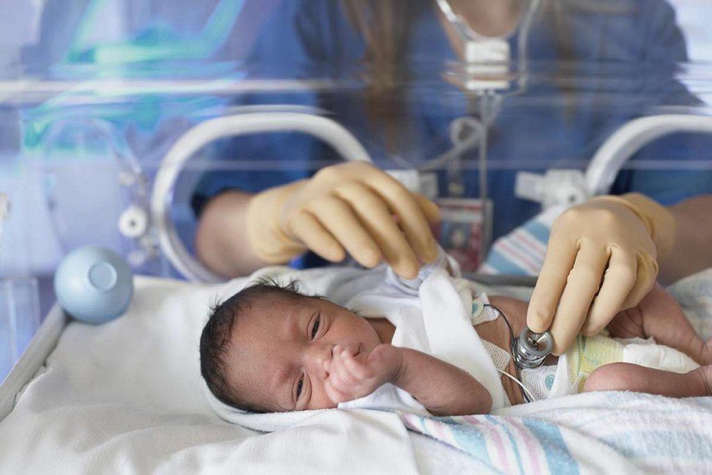 Недоношенные дети, как последствие преждевременных родов